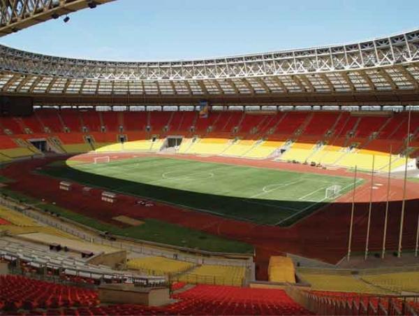 Спартак (Москва). Стадион «Лужники»