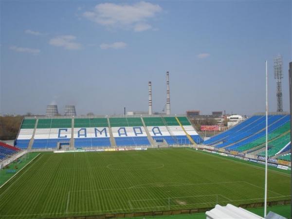 Стадионы команд чемпионата России