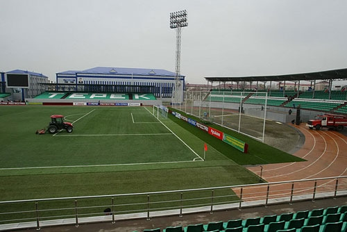 Терек (Грозный). Стадион им. Билимханова