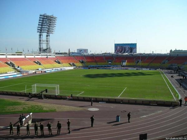 Зенит (Санкт-Петербург). Стадион «Петровский»